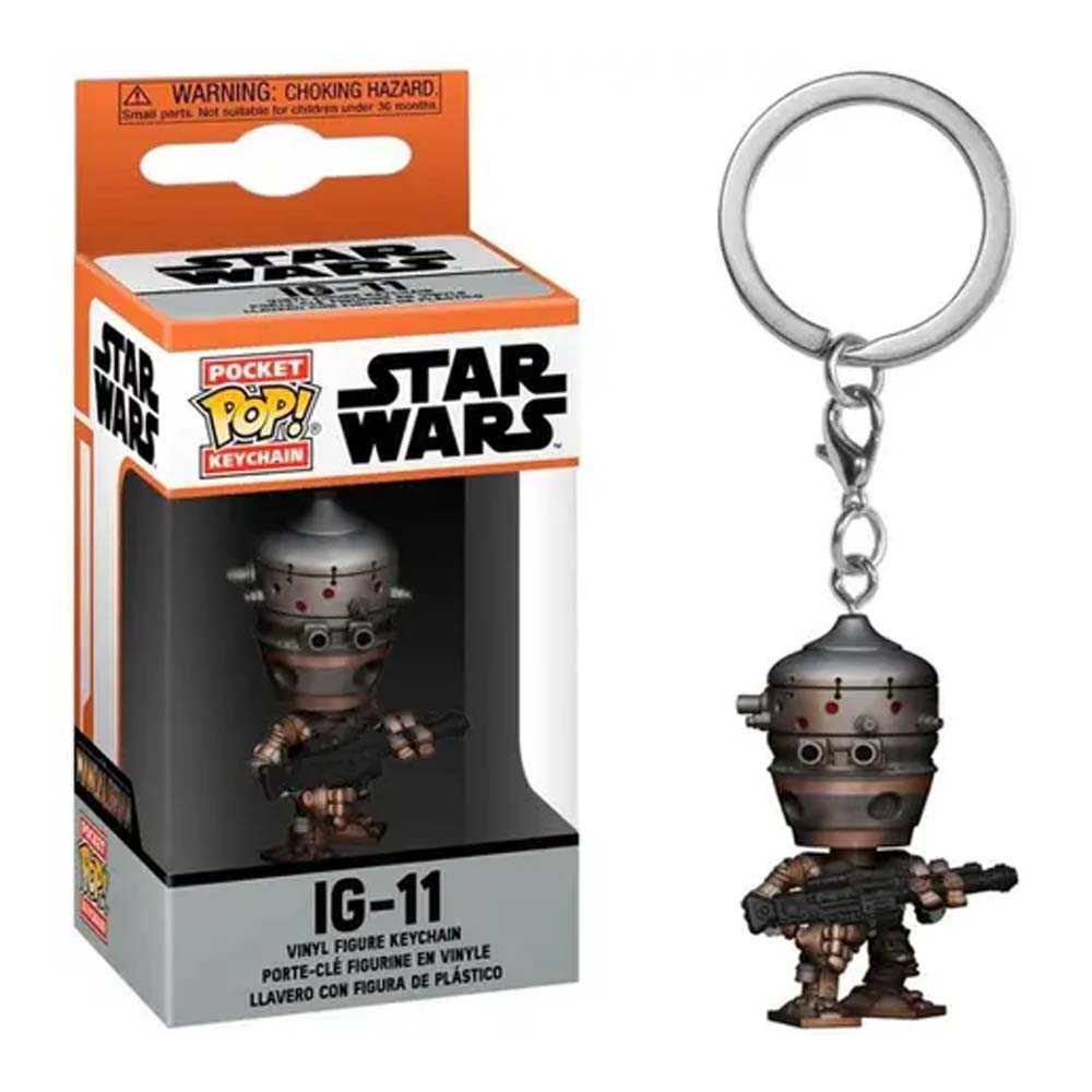 LG-11 Chaveiro Funko Pocket Pop Star Wars