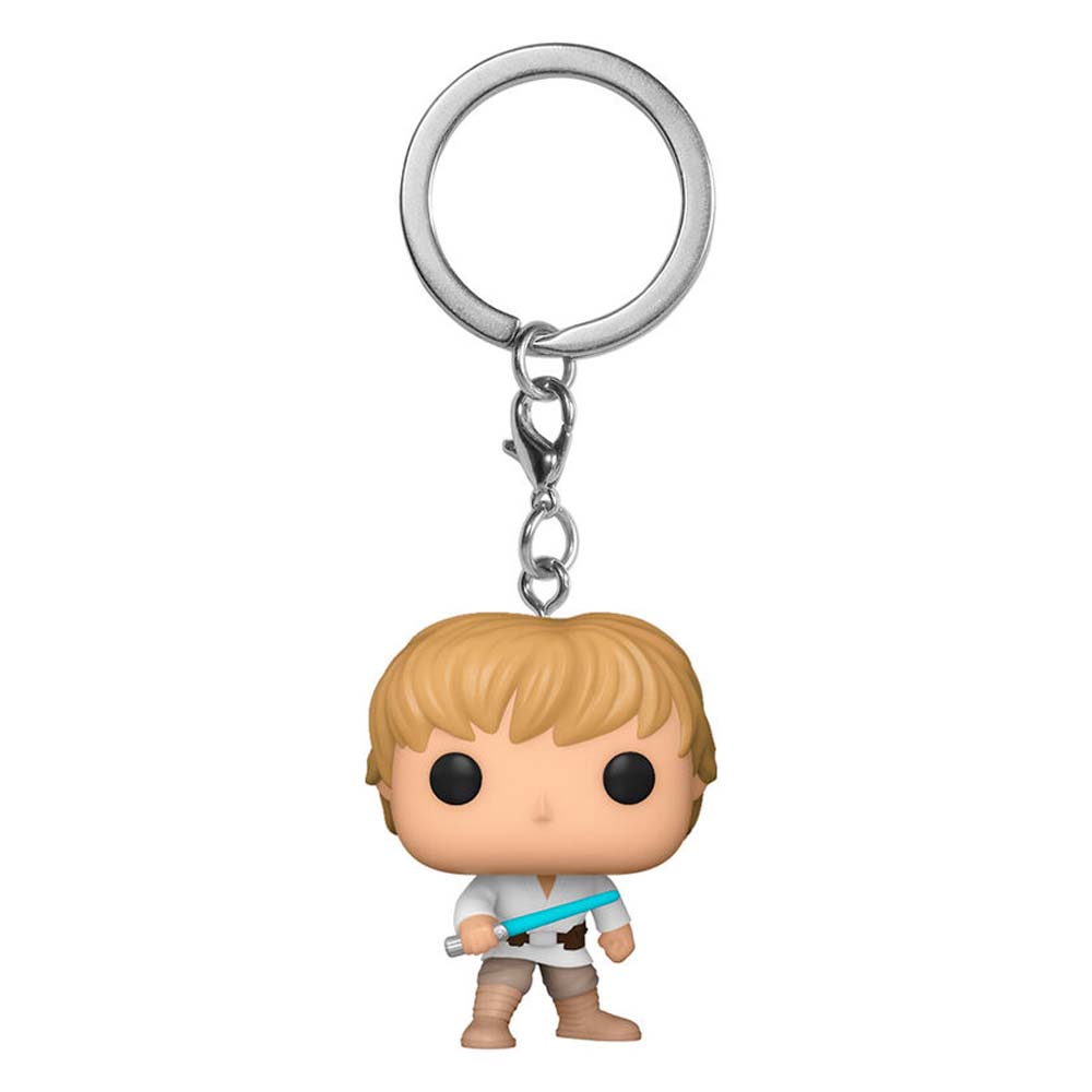 Luke Skywalker Chaveiro Funko Pocket Pop Star Wars