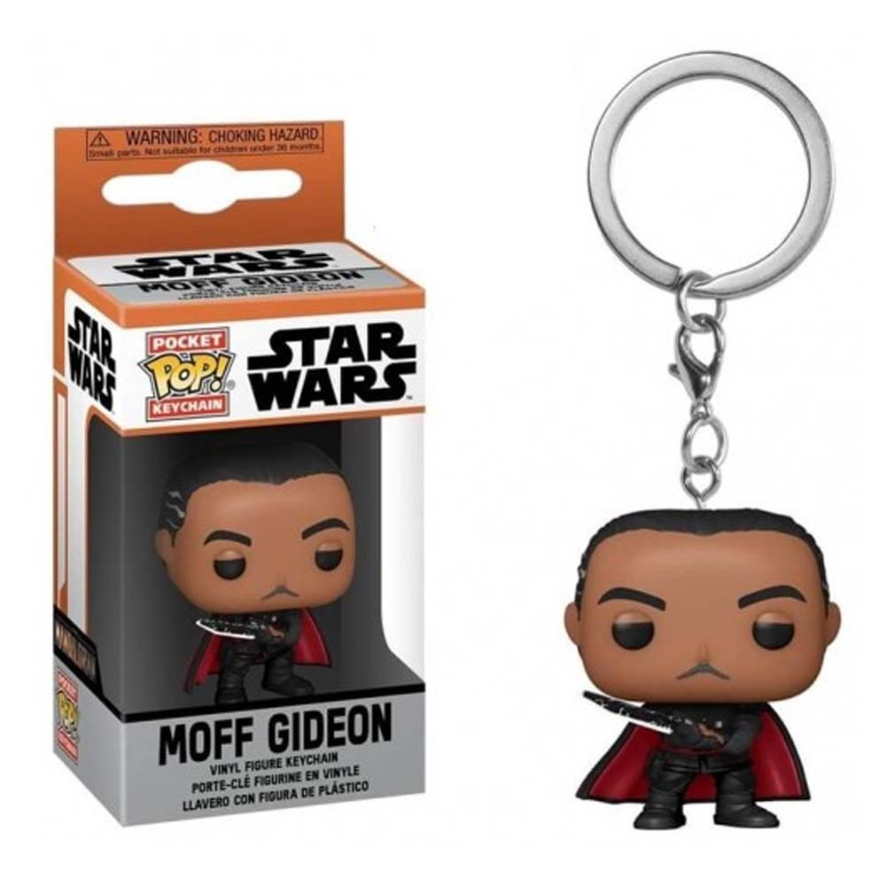 Moff Gideon Chaveiro Funko Pop Star Wars The Mandalorian