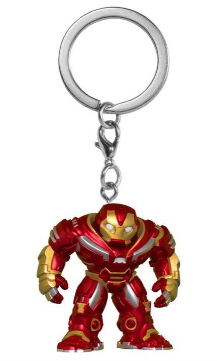 Chaveiro Hulkbuster - Marvel Infinity - Funko Pop