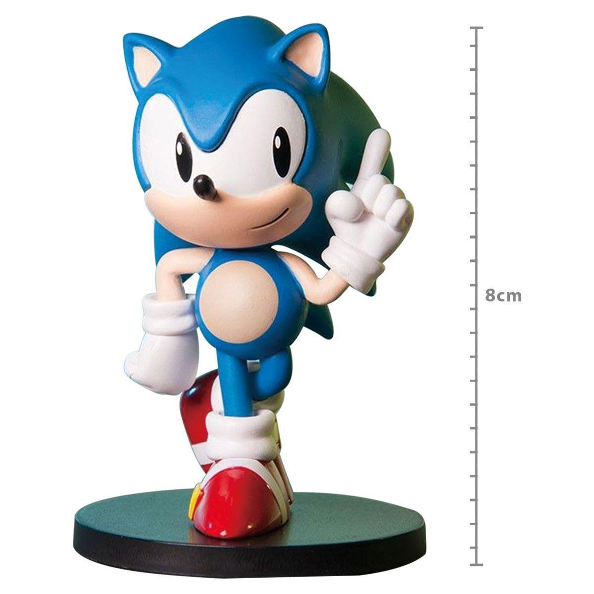 Coleção Sonic The Hedgehog Boom Series