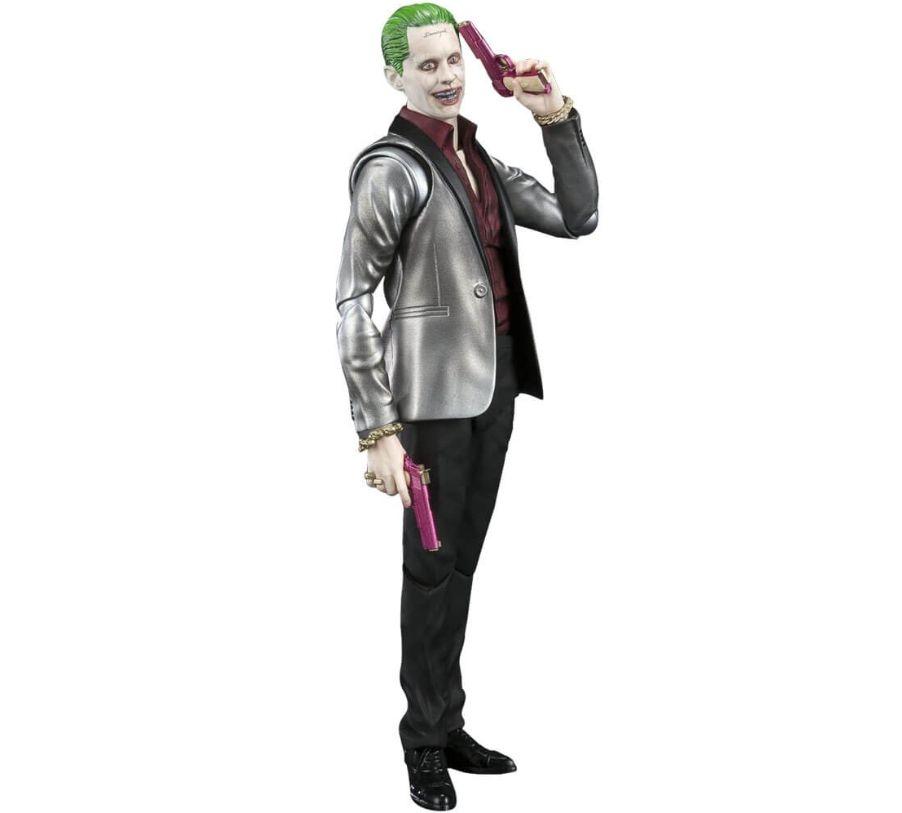 Joker Suicide Squad - Bandai - S.h.Figuarts