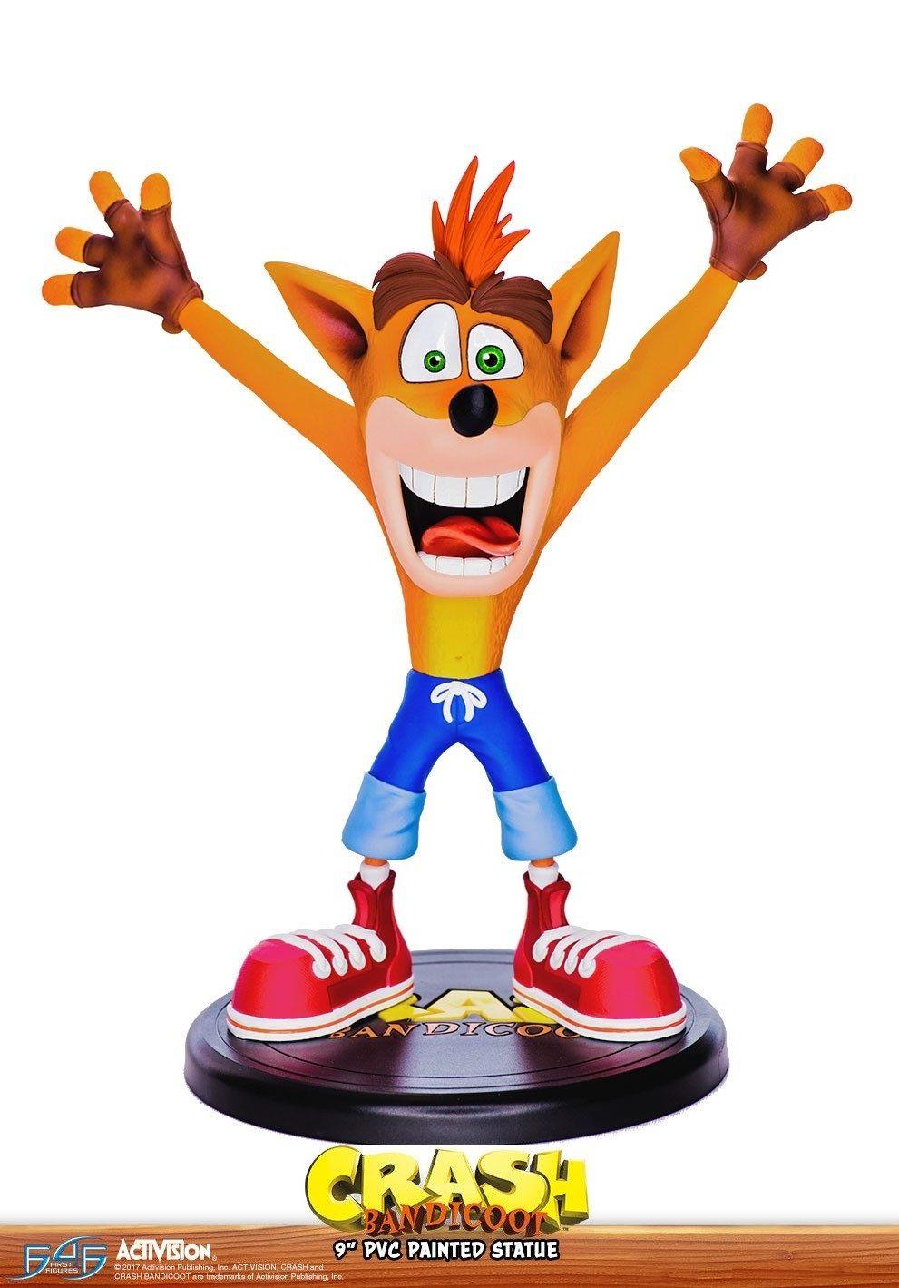 Crash Bandicoot - Regular Edition