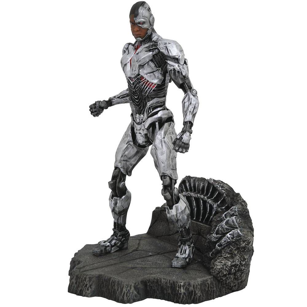 Cyborg Justice League - Diamond Select Dc Gallery