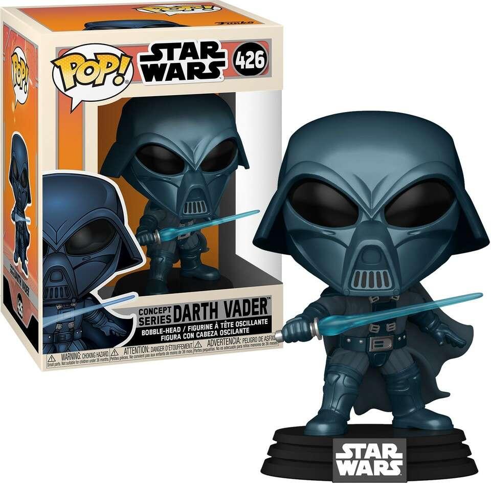 Darth Vader 426 Funko Pop - Star Wars Concept