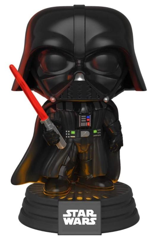 Darth Vader com Luz e Som - Star Wars - Funko Pop