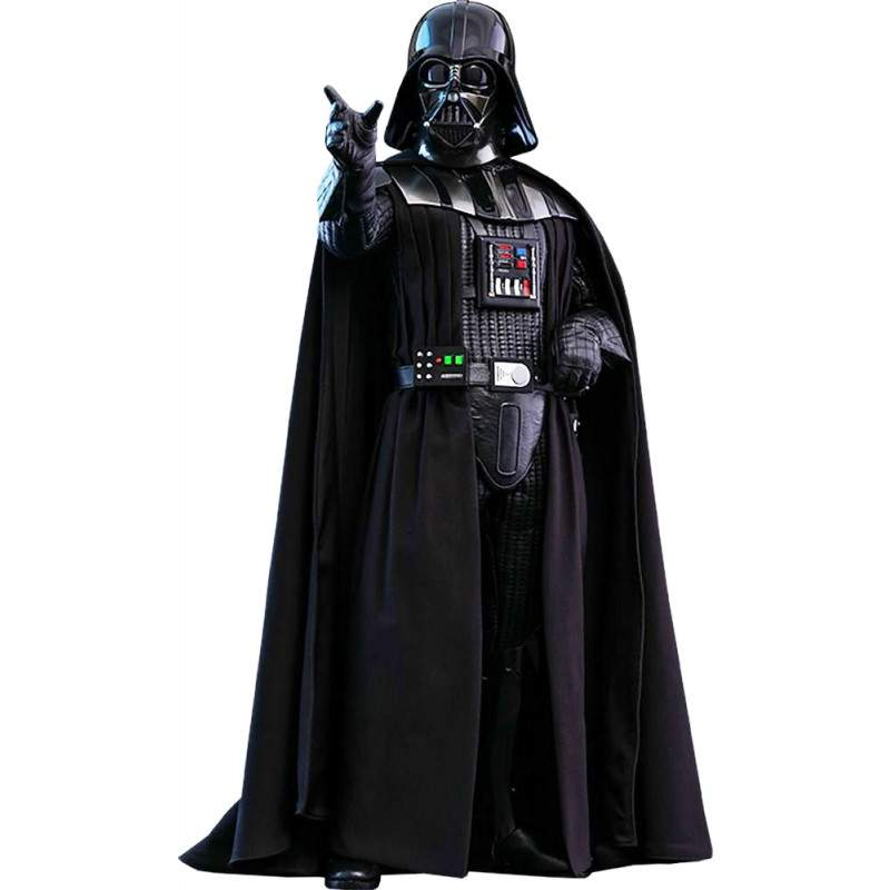 Darth Vader Hot Toys Star Wars QS 013 Escala 1/4