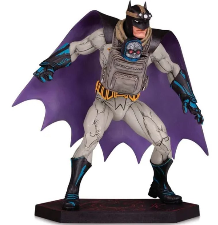 Batman And Darkseid Baby Dark Nights Metal - DC Collectibles