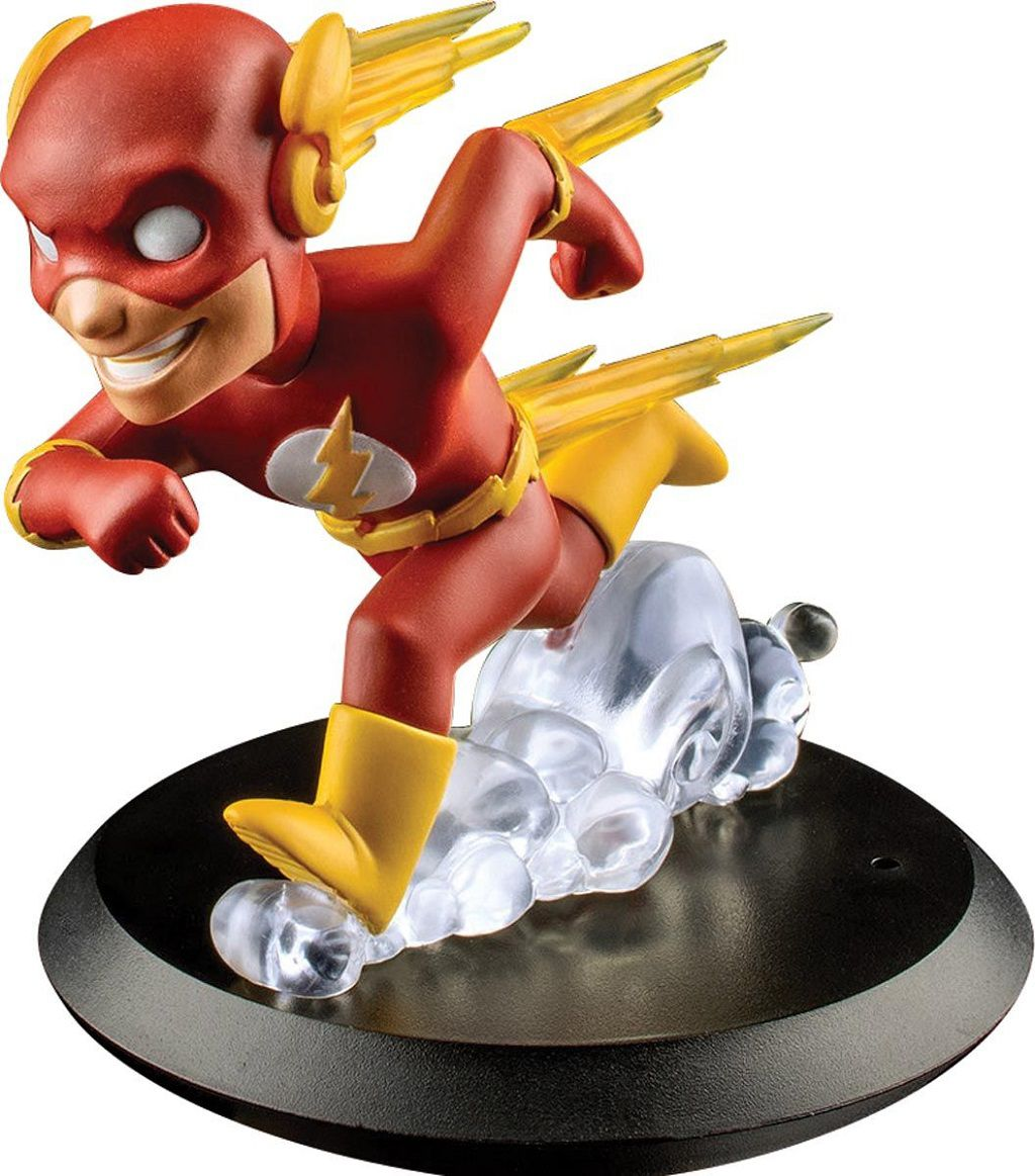 Flash Dc Comics Q-fig - Quantum Mechanix