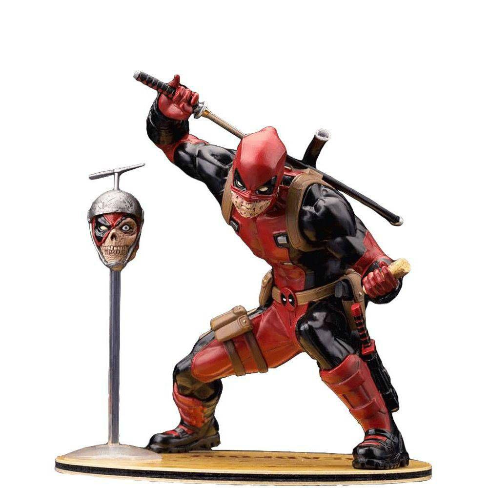 Deadpool (Chimichanga Vers.) Artfx Statue - Kotobukiya