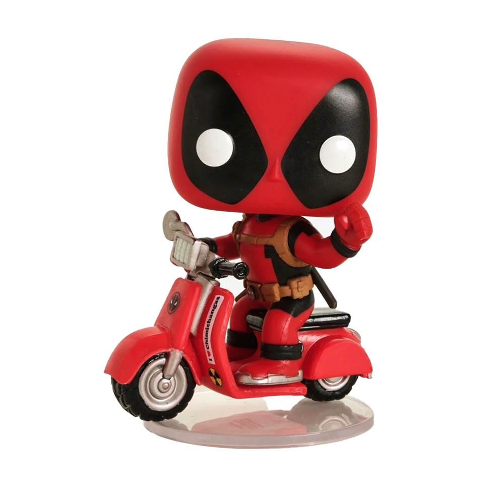 Deadpool on Scooter Funko Pop! #45 Marvel