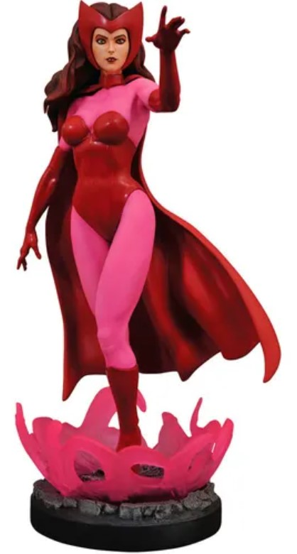 Scarlet Witch Diamond Select - Marvel Premier Collection