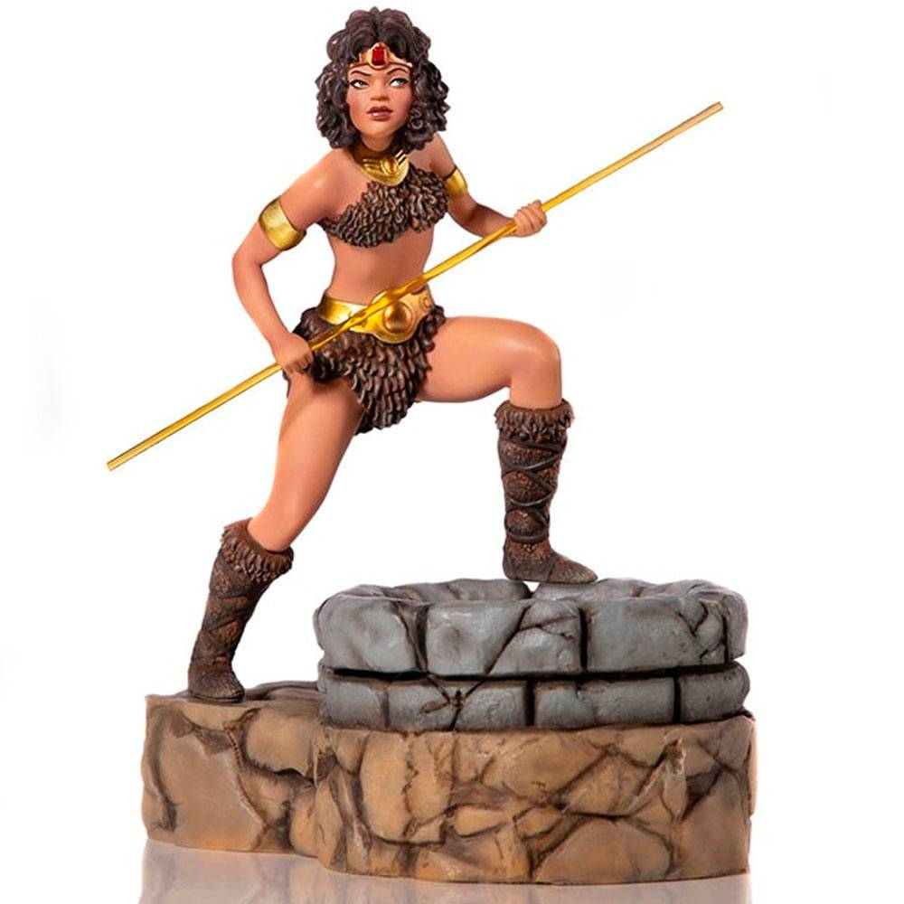 Diana The Acrobat Caverna do Dragão - Iron Studios - BDS 1/10