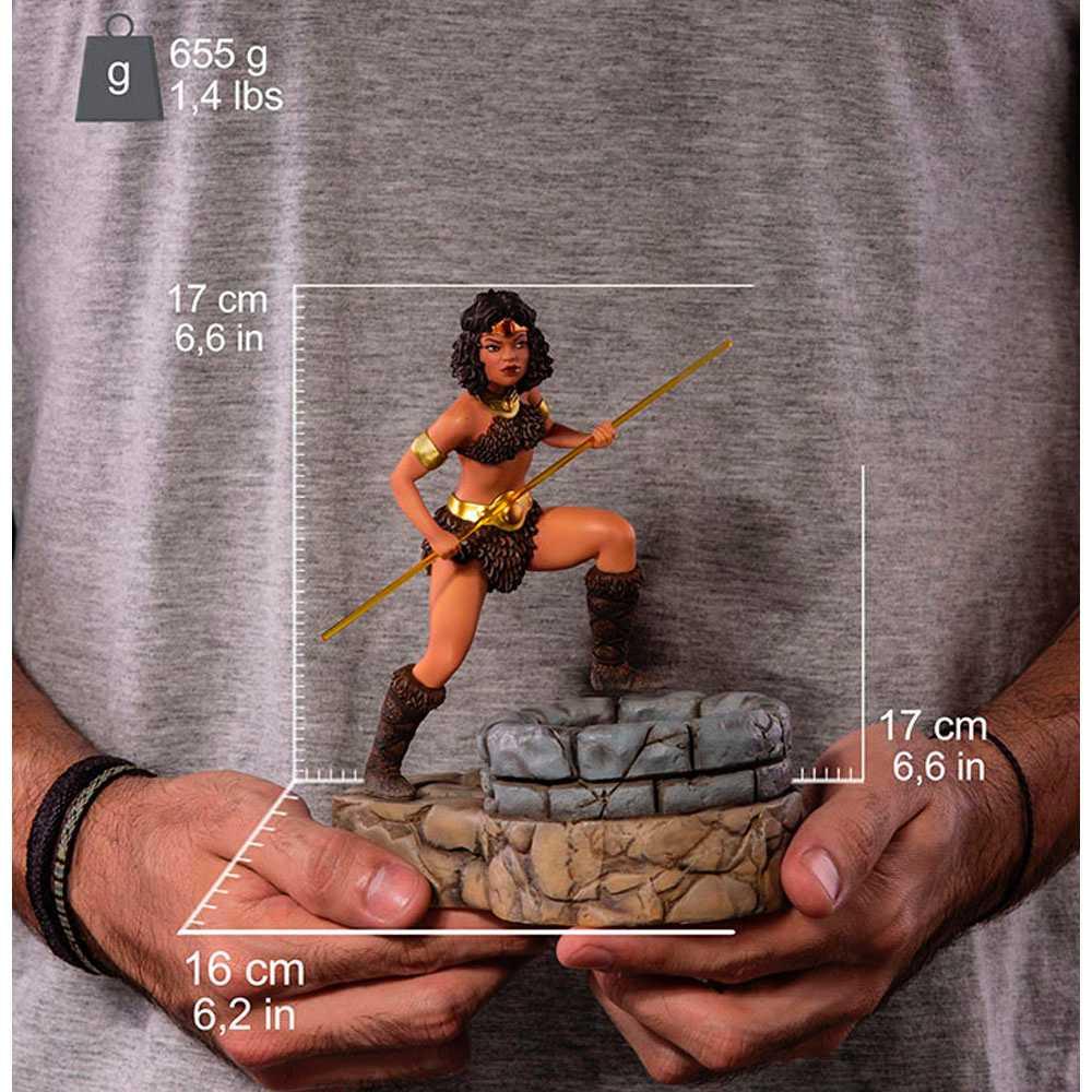 Diana The Acrobat Caverna do Dragão - Iron Studios - BDS 1/10