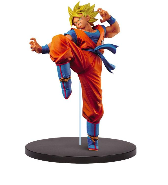 Dragon Ball Super Son Goku Fes Super Saiyan Son Goku - Bandai Banpresto