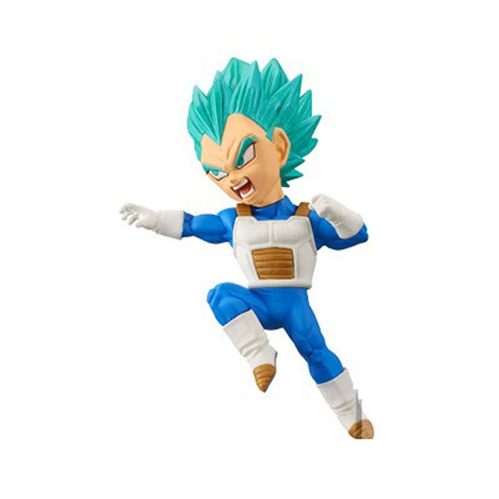 DRAGON BALL SUPER WCF SUPER SAIYAN BLUE VEGETA - BANDAI BANPRetTO