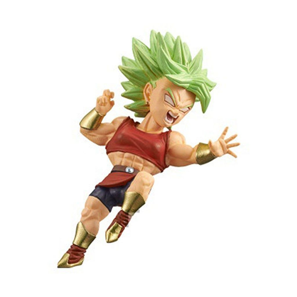 DRAGON BALL SUPER WCF SUPER SAIYAN KALE - Bandai Banpresto