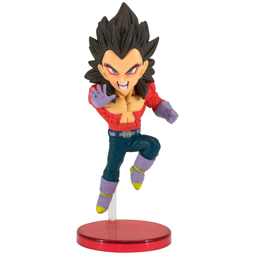 DRAGON BALL WCF VEGETA 4 - Banpresto
