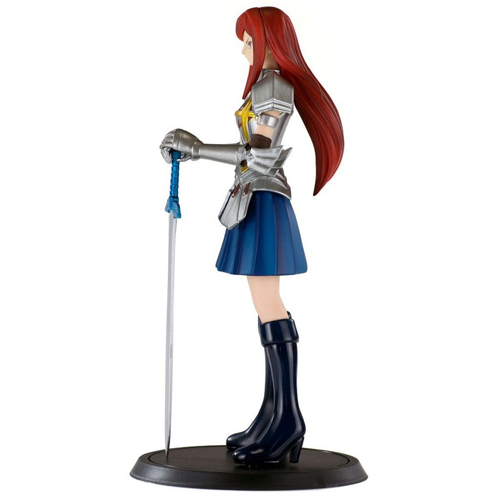 Erza Scarlett - Fairy Tail Standing Characters Chibi Tsume Arts