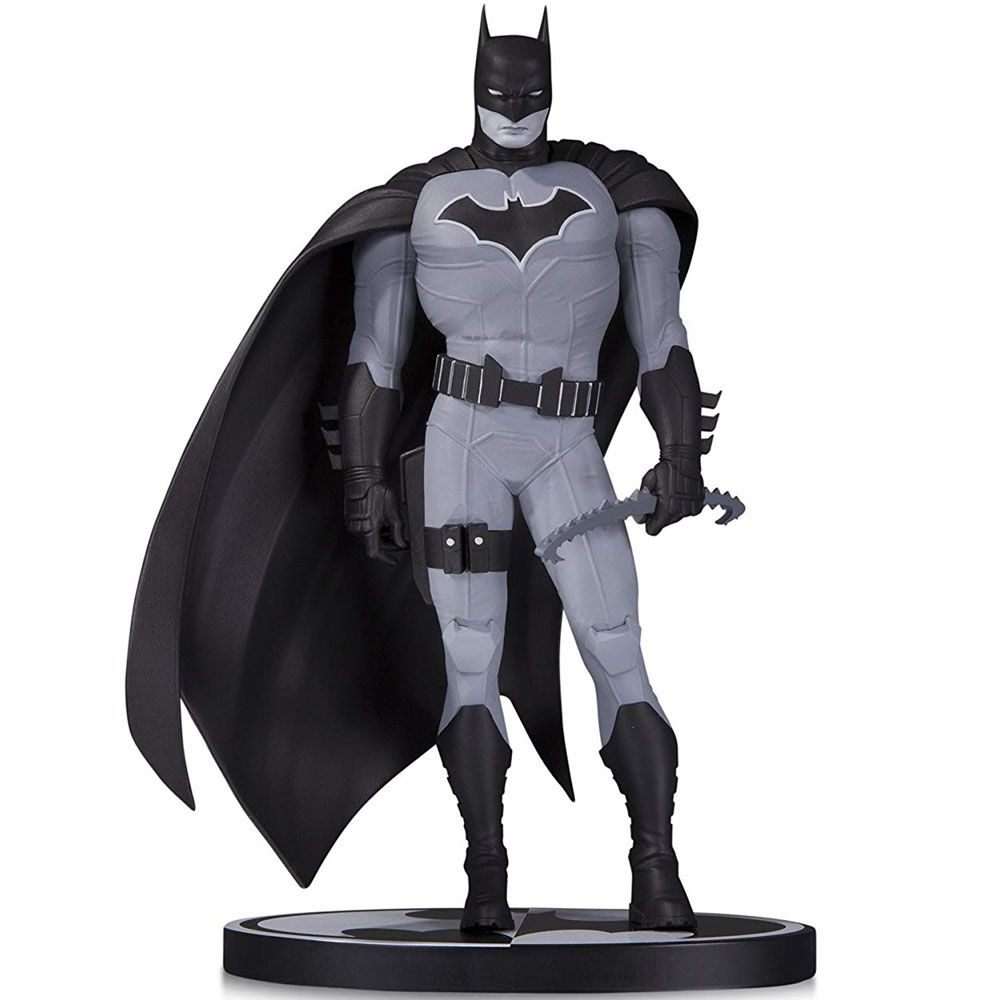 Batman Black And White - Estátua DC Collectibles