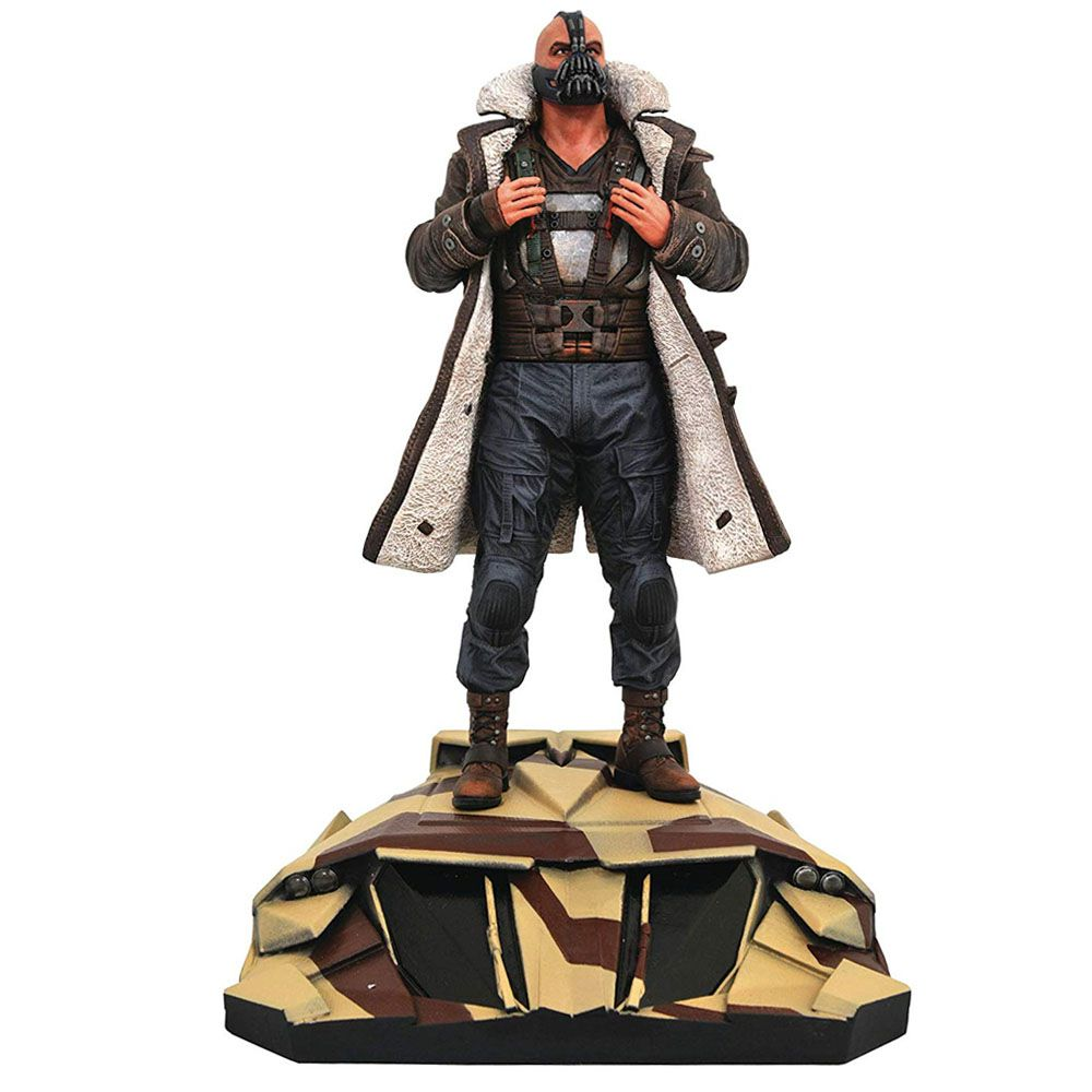 Bane The Dark Knight Rises - Diamond Select Dc Gallery