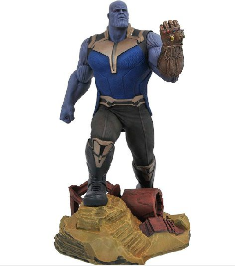 Estátua Thanos Diamond Select - Marvel Gallery - Avengers Infinity War Thanos
