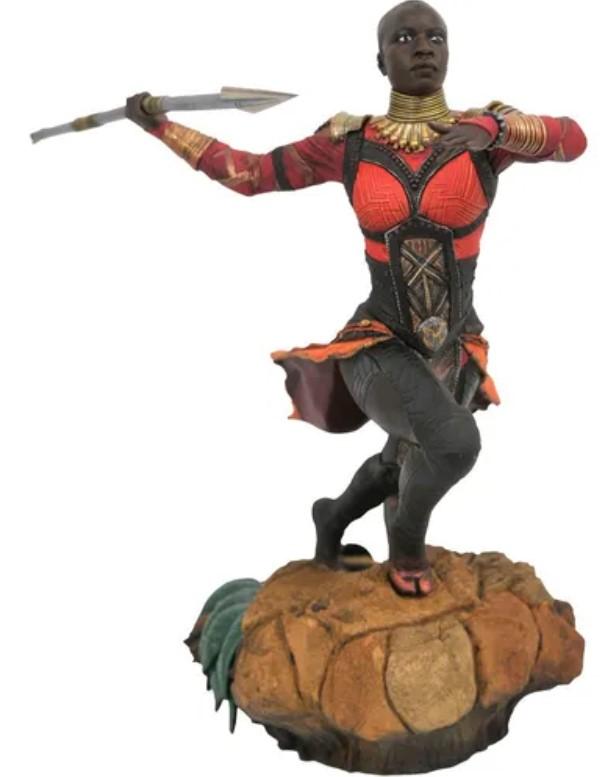Okoye Black Panther Diamond Select Marvel Gallery