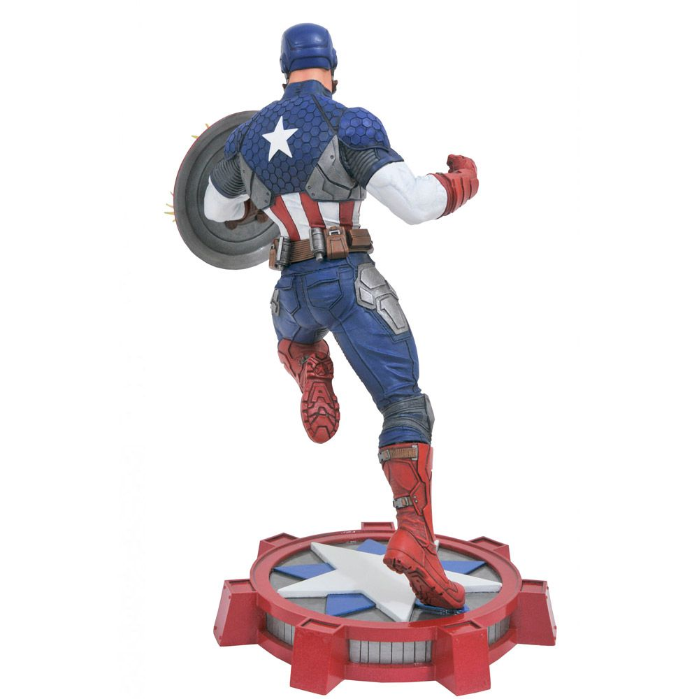 Captain America Diamond Select - Marvel Gallery
