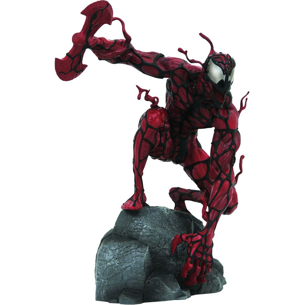Carnage Comics PVC Diorama - Diamond Select Marvel Gallery