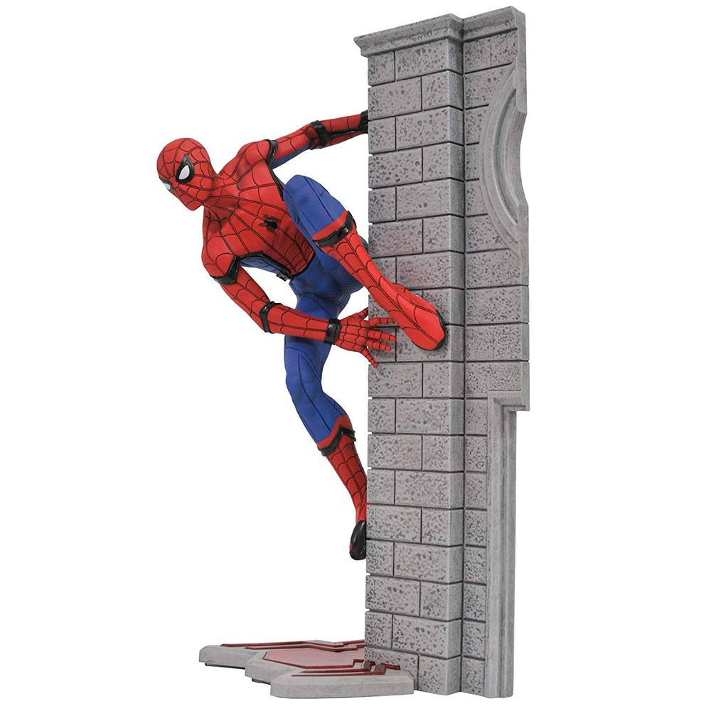 Estátua Spider-Man Homecoming - Diamond Select Marvel Gallery