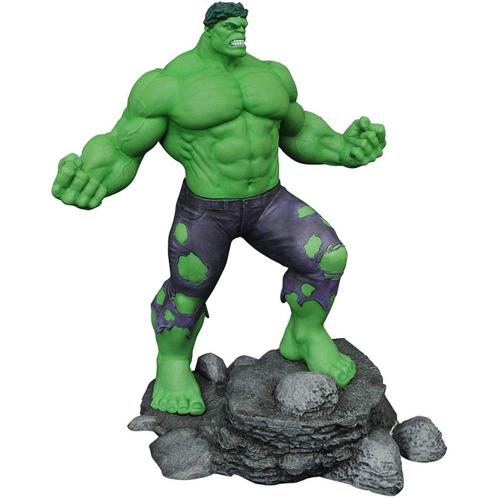 The Incredible Hulk Diamond Select - Marvel Gallery