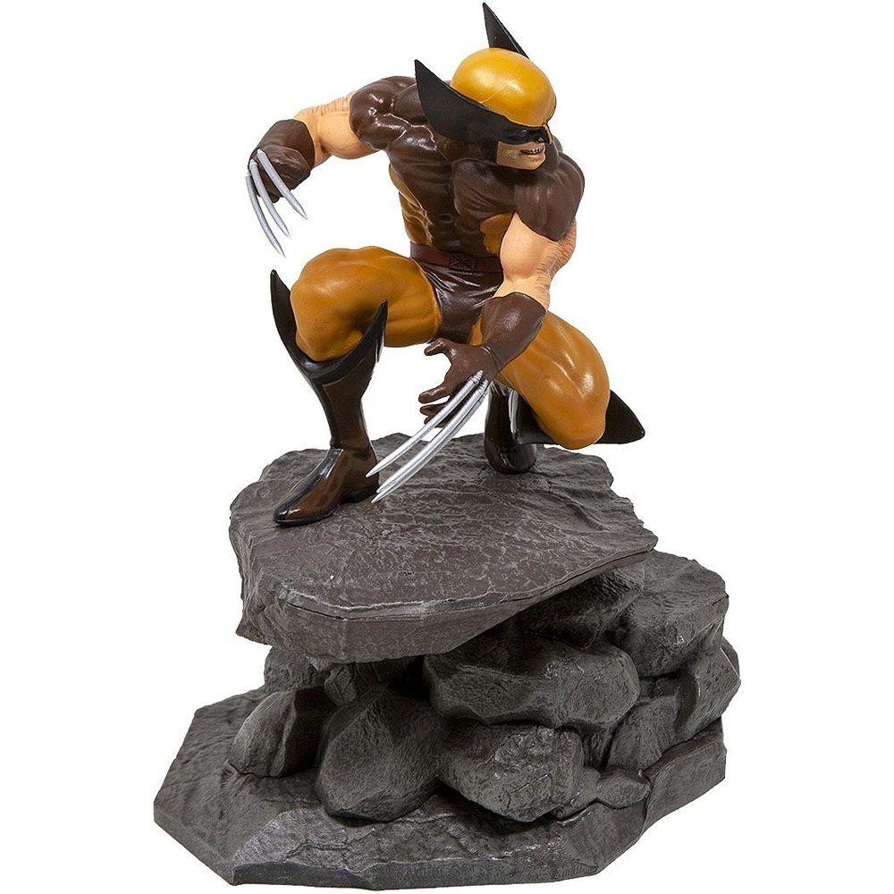 Wolverine Marvel Gallery Diorama - Diamond Select