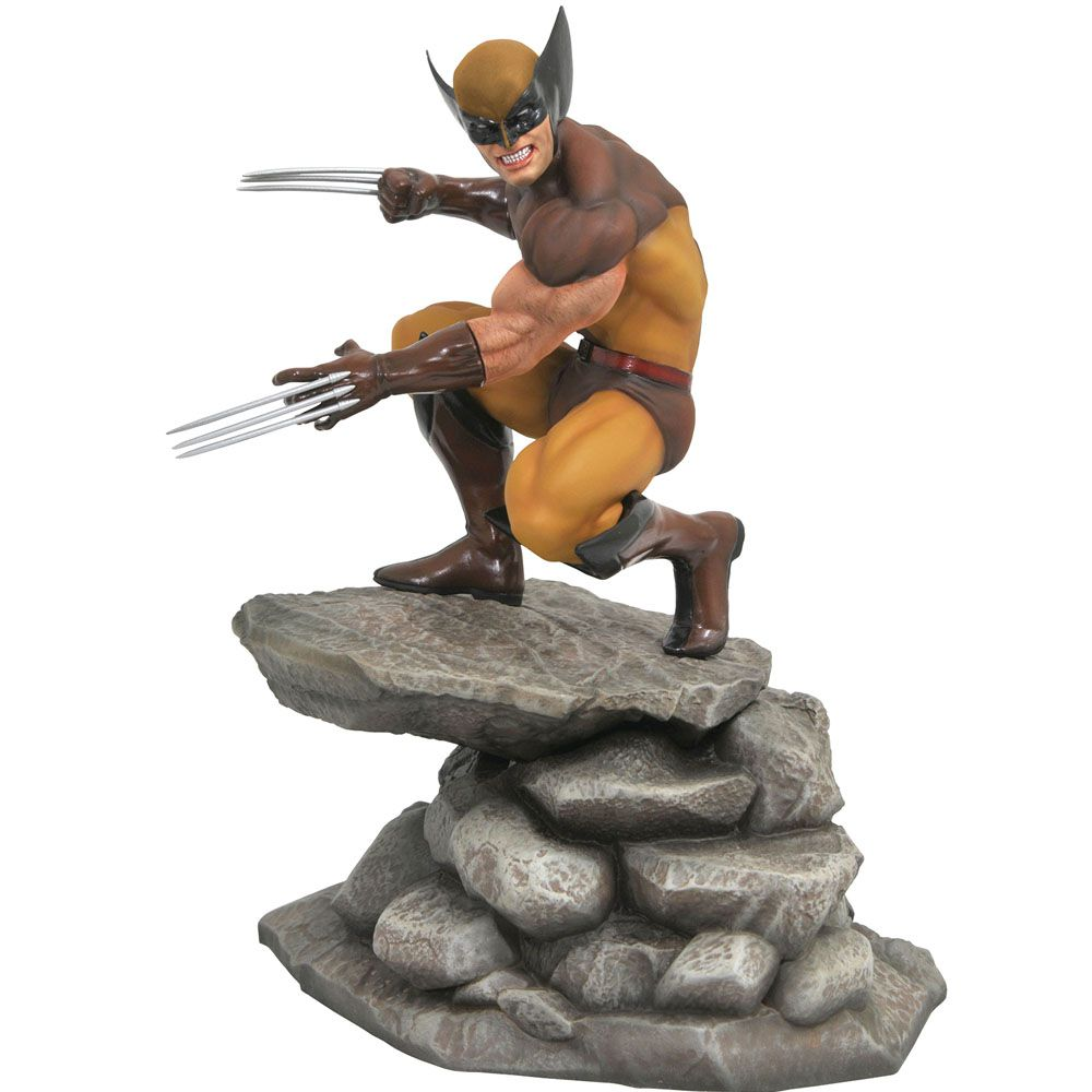 Wolverine Marvel Gallery Diorama - Diamond Select