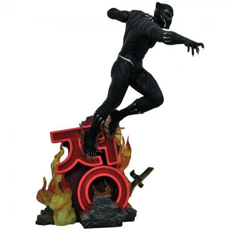 Pantera Negra Marvel Premier Collection - Diamond Select