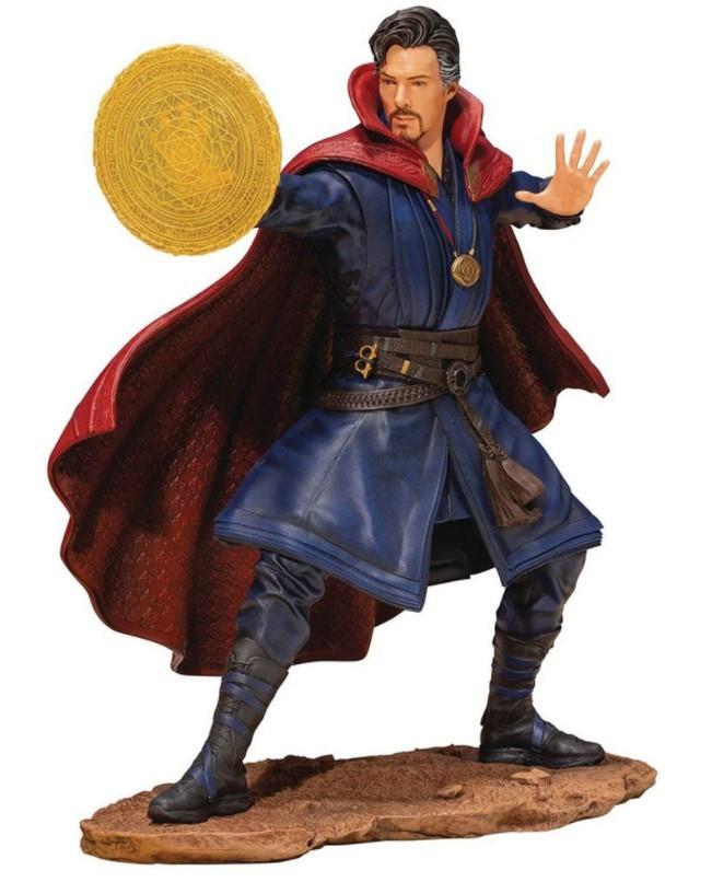 Estátua Doctor Strange - Marvel Avengers Infinity War - Kotobukiya