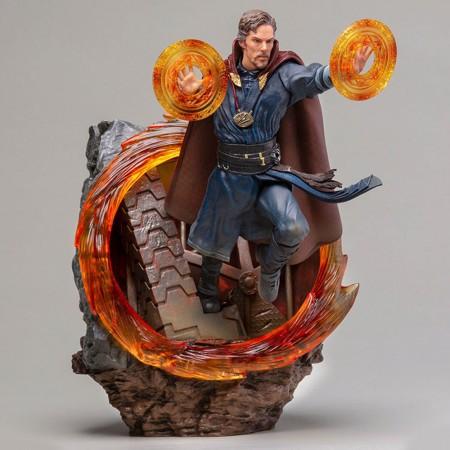 Doctor Strange Iron Studios - BDS Art Scale 1/10 Marvel Avengers Endgame