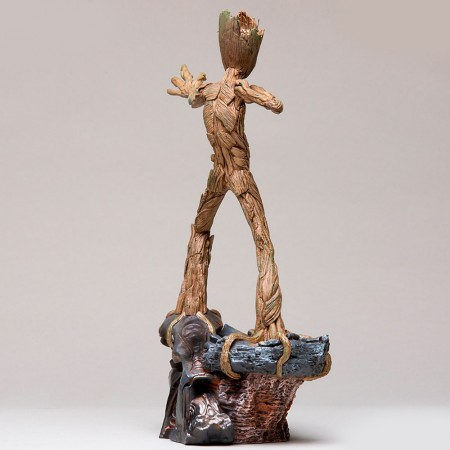 Groot - Iron Studios - BDS Art Scale 1/10 Marvel Avengers Endgame