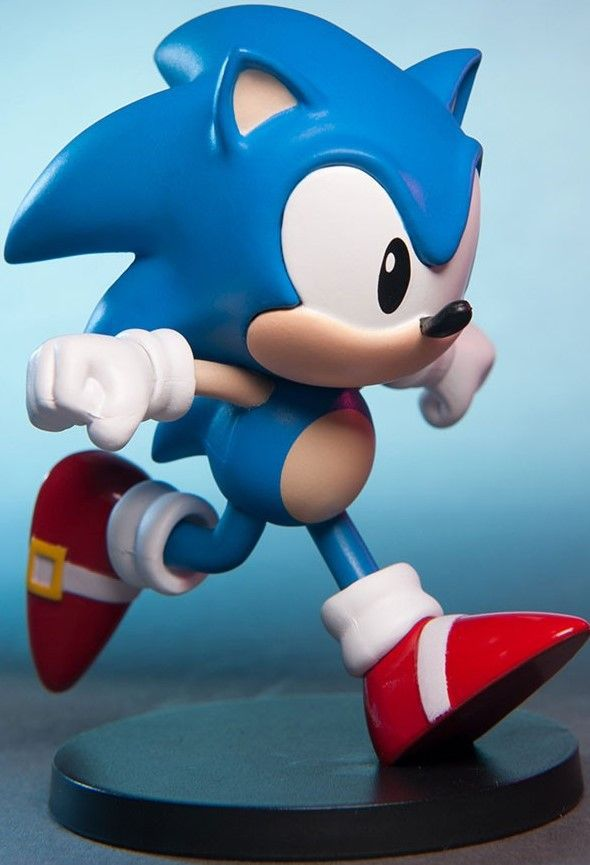 Estátua Sonic Running - Sonic The Hedgehog Boom Series Vol3