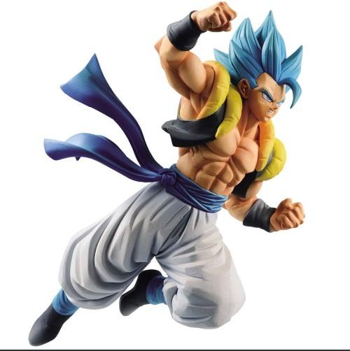 Estátua Super Saiyan God Gogeta - Dragon Ball Super - Bandai