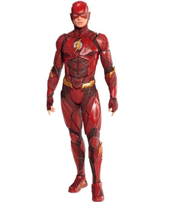 Estátua The Flash - Dc Justice League - Kotobukiya