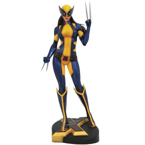 Estátua X-23 As Wolverine - Marvel Gallery - Diamond Select