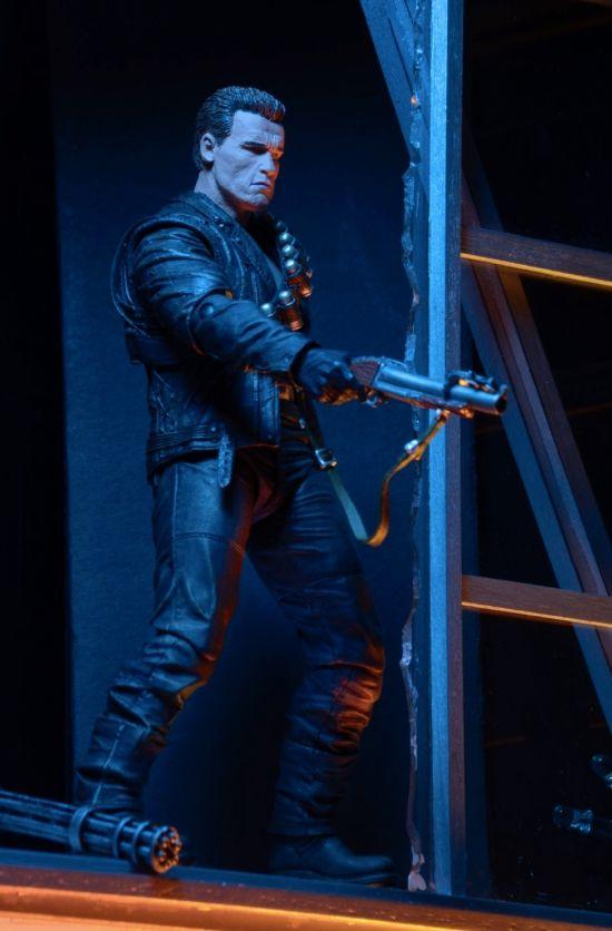 Exterminador do Futuro - T-800 Terminator 2 Judgment Day Neca