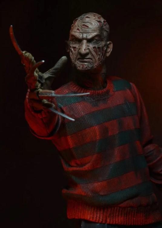 "Freddy Ultimate 7"" - Nightmare On Elm Street 30th Anniversary - Neca"