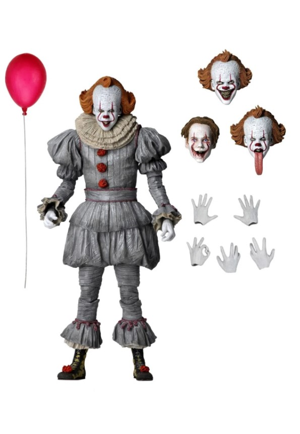 "Pennywise 7""- It Chapter 2 (2019)  Neca"
