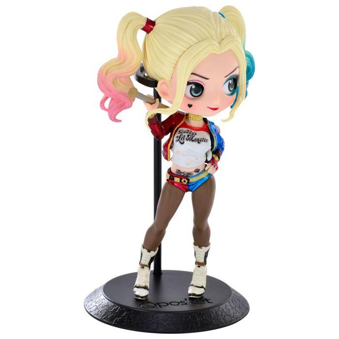 Arlequina - Harley Quinn Q Posket DC Comics - Banpresto