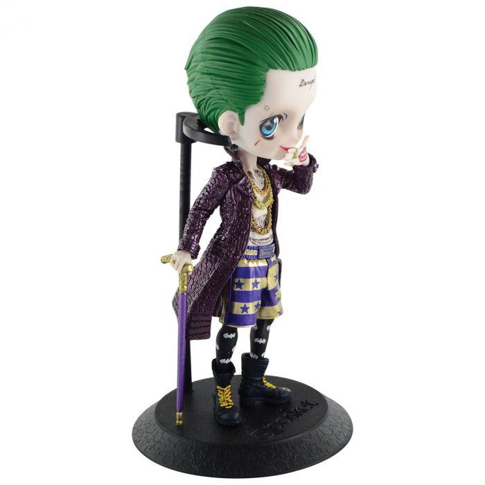 Coringa Joker (MOD.A) - DC Comics Q Posket Suicide Squad - Banpresto