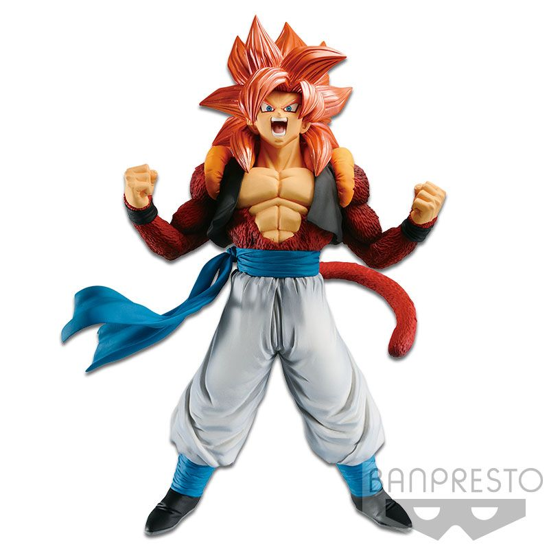 Super Saiyan 4 Gogeta - Dragon Ball Gt - Blood Of Saiyan Special V - Banpresto