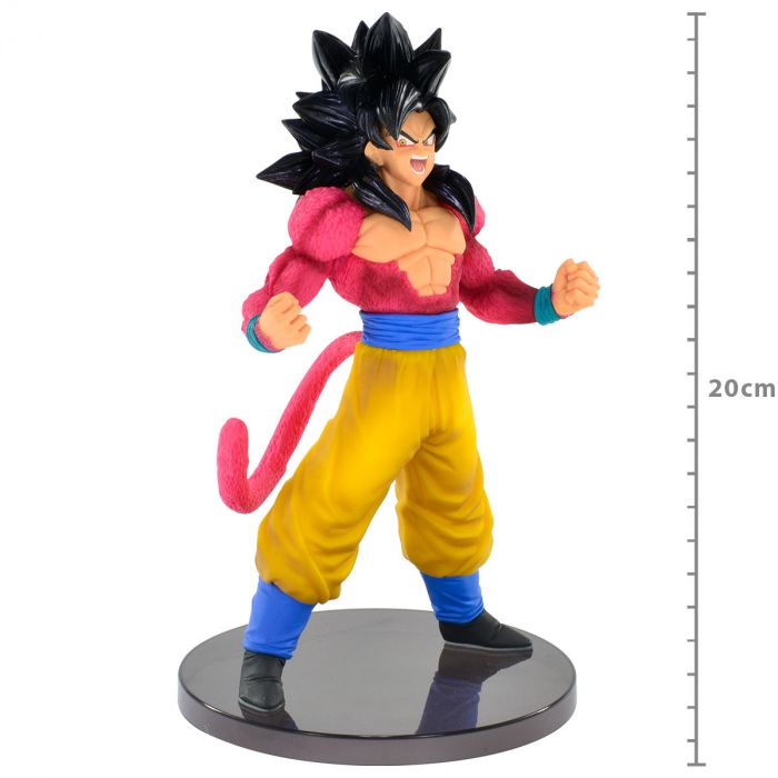Goku Super Saiyan 4 - Blood Of Saiyans Special III - Dragon Ball Gt - Banpresto