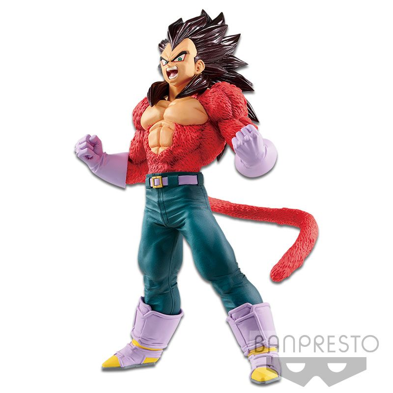 Vegeta Super Saiyan 4 - Blood of Saiyans Special Dragon Ball GT - Banpresto