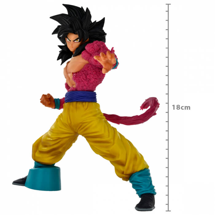 Goku Super Sayajin 4 Dragon Ball GT - Banpresto